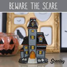 Pumpkin Scentsy Warmer 2015 by Scentsy Halloween Haunted House