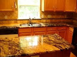 granite countertops with tile backsplash nc