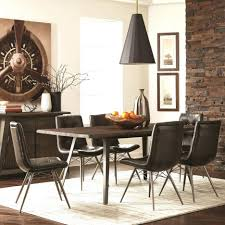 Sets Modern Dining Room Black Table Oak Chairs 5 Piece Set Dinette Best Furniture Upholstered