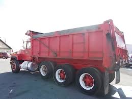 100 Pink Dump Truck 1998 MACK RD688S TRIAXLE STEEL DUMP TRUCK FOR SALE 622246