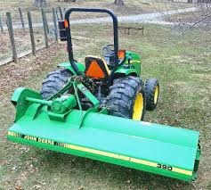 John Deere 1025r Mower Deck Adjustment by 1025r With A Turbo Page 2