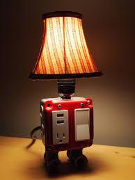 Fancy Homemade Table Lamps Best Ideas About On Pinterest Tree Lamp Birch
