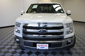 100 Ford Truck 2015 PreOwned F150 Lariat Crew Cab Pickup In San Antonio