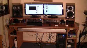 How To Build A Recording Studio Desk In Under 100