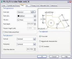 tutorial create an architectural dimension style autocad tips blog