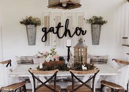 Gather Word Wood Cut Wall Art Sign Decor By Featherandbirch On Etsy