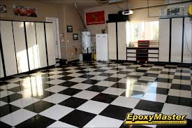 how to create designs with epoxy floor paint