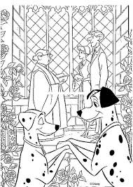 101 Dalmatians Wedding Coloring Page There Could Be A Craft Table To Keep Little Ones Busy