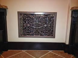 Decorative Return Air Grille Canada by Decorative Wall Vents Iron Blog