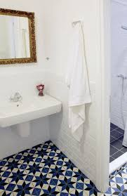outstanding fabulous blue ceramic floor tile for bathroom about