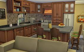 Sims 3 Ps3 Kitchen Ideas by Great Sims 3 Kitchen Ideas Pictures U003e U003e The Sims 4 Room Design