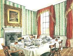 Excellent 3 Window Curtains Curtain Ideas For Dining Room Bay