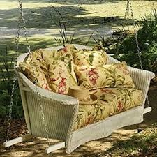 Lloyd Flanders Replacement Cushions Swing Furniture