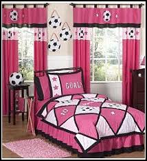 Soccer Themed Bedroom Photography by Girls Sports Theme Bedroom Decorating Ideas Sports Girls Rooms