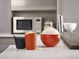 joseph joseph cuisine m cuisine popcorn makers set of 2 orange grey by joseph joseph