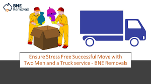 100 2 Man And A Truck Two Men And A Service BNE Removals Medium