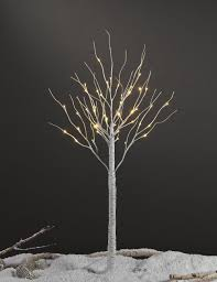 4ft Christmas Tree Sale by Amazon Com Lightshare 4 Feet Birch Tree 48 Led Lights Warm