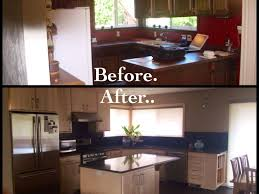 Small Kitchen Remodel Ideas On A Budget by Kitchen Cheap Remodel Before And After Narrow Small Ideas Indian