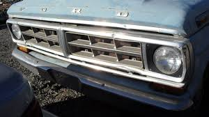 100 71 Ford Truck 19 F100 Long Bed Fleetside FO0434D Desert Valley Auto