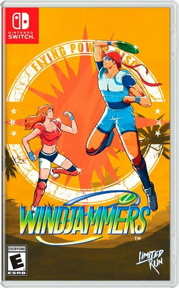 Windjammers - Nintendo Switch