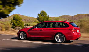 Cars Reviews Zone 2013 BMW 320d Touring