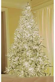 The Stars In Sky Pre Lit Christmas Tree With White