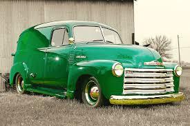 Dale's Metalworks Built 1952 Chevy Panel – Roddin' & Racin' Northwest