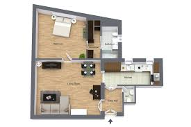 100 Attic Apartment Floor Plans Onebedroom Attic Apartment No 51 In Residence Karolina
