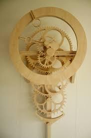 build wooden clock plans clayton boyer diy pdf wood magazine