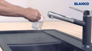 Blanco Silgranit Sinks Colors by How To Clean And Care For A Blanco Sink Made Of Silgranit Puradur