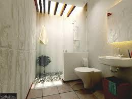 offenes duschen design für eine moderne einrichtung im bad