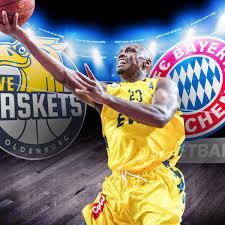 BBL EWE Baskets Oldenburg FC Bayern München LIVE Im TV Stream
