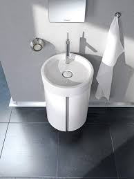 Duravit Happy D Pedestal Sink by Duravit Sink Wall Mount Befon For