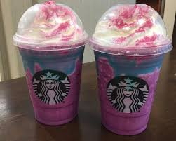 Starbucks Unicorn Frappuccino How Can Something So Pretty Taste Bad