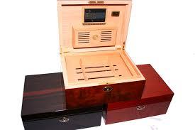 100 Daniel Marshall Cigar Manor Introduces A New Luxury Humidor Line