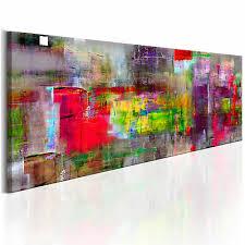 leinwand bild abstrakt bunt moderne wandbilder