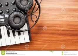 Download Mini Home Studio Stock Image Of Music Digital
