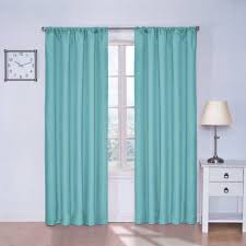 Yellow Blackout Curtains Target by Cheap Thermal Curtains Target Aqua Blackout Energy Efficient