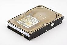 15 GiB PATA Hard Disk Drive HDD From 1999 When Connected To A Computer It Serves As Secondary Storage