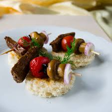 beef canape recipes beef tenderloin canapes give recipe