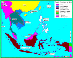 WHKMLA Historical Atlas South East Asia Page