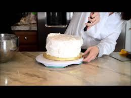 Rustic Icing Cake Tutorial