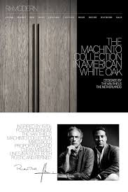 Restoration Hardware The Machinto Collection In American White
