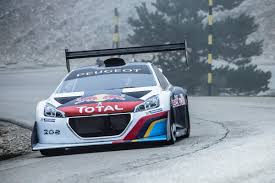 Peugeot 208 T16 Meets Ventoux Mountain in First Hill Climb Test