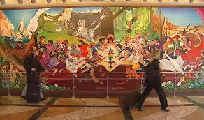 Denver International Airport Murals Artist by Guide To Denver International Airport Cbs Denver