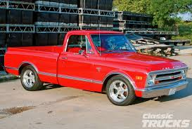 100 Classic Industries Chevy Truck On Twitter We Love This Clean 68 C10 Whats