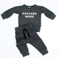 Little & Lively - Baby/Kid's 'Explore More' Pullover ...