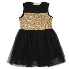 online get cheap black and gold girls pageant dress aliexpress