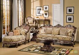 Image Traditional Living Room Furniture
