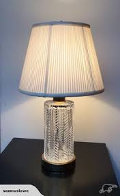 Waterford Lamp Shades Table Lamps by Lenox Pineapple Lamp Waterford Hospitality 35